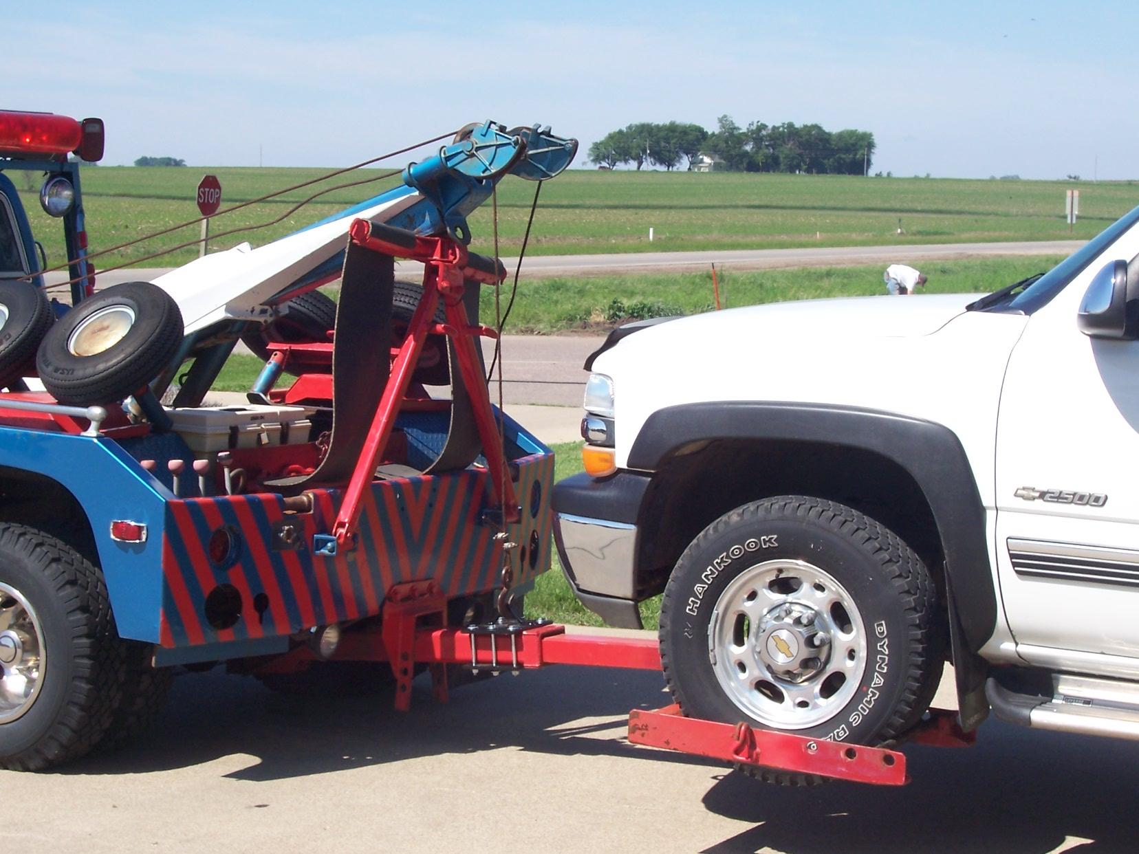 BOA wheel lift Pick-up repo wheel lift for trucks