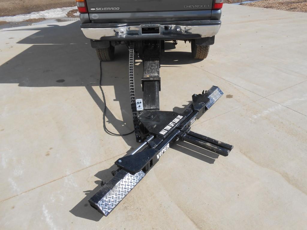 cb7f95acb53f Hide-A-Lift  VIPER — Pick-up repo wheel lift for wrecker trucks