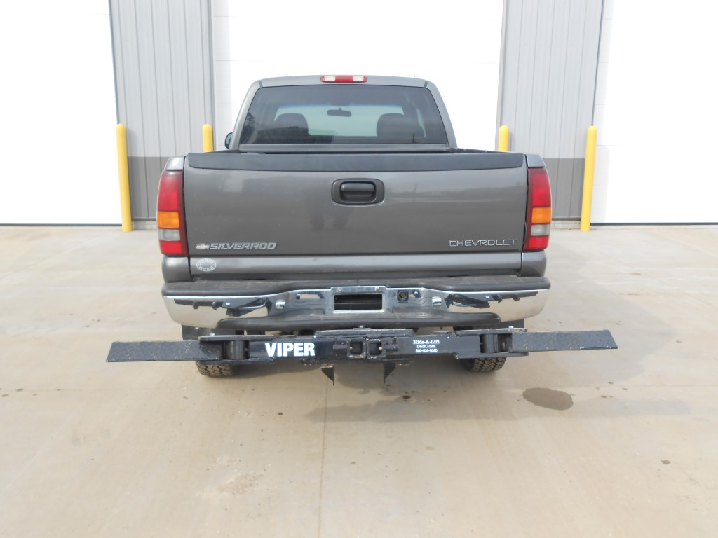 VIPER wheel lift Pick-up repo wheel lifts for wrecker trucks
