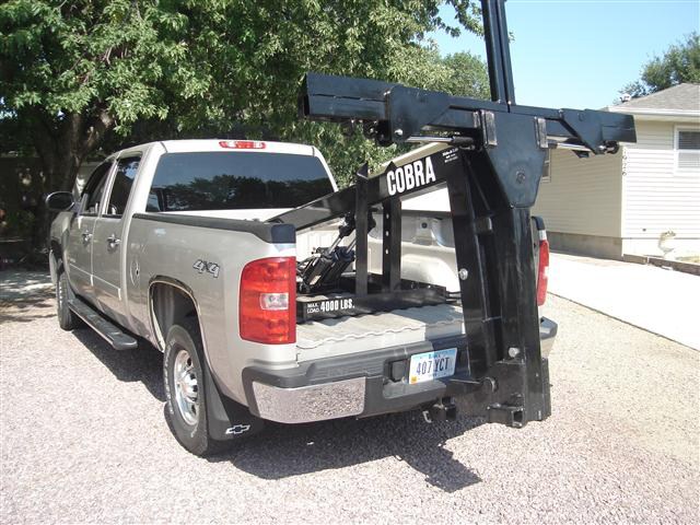 COBRA wheel lift Pick-up repo wheel lifts for Wheel lifts for repo trucks