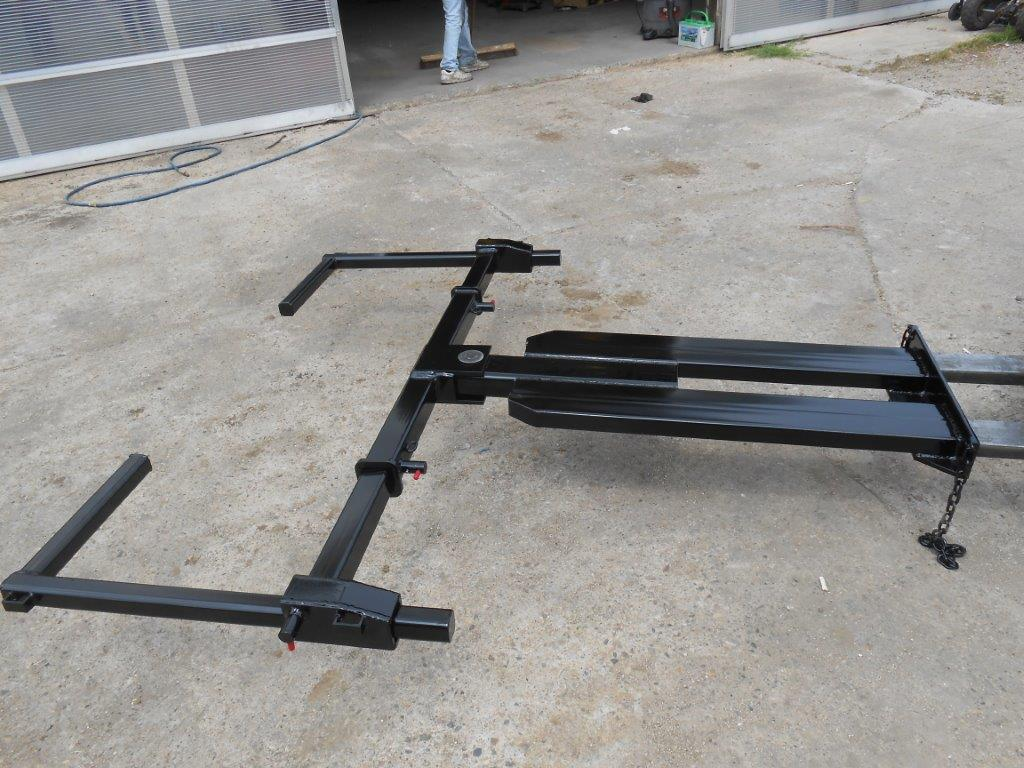 Hide-A-Lift Towing equipment